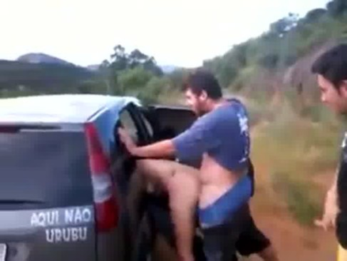 Putaria na estrada
