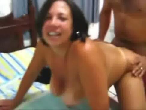 Corno pedindo pra esposa fazer anal