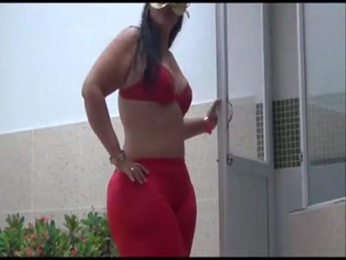 Filmando a esposa nas férias - http://www.videosnacionais.com