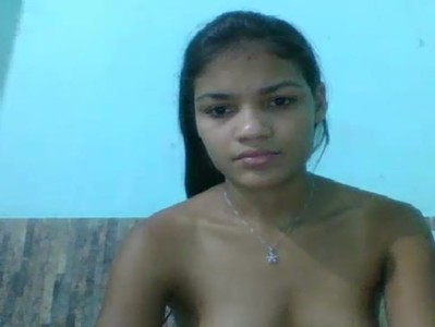 Tigresa na webcam mostrando a pepeca