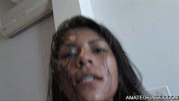 Sexo com uma colombiana gostosa